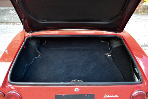 1968 Fiat Dino Spider 2.4 For Sale (picture 5 of 6)
