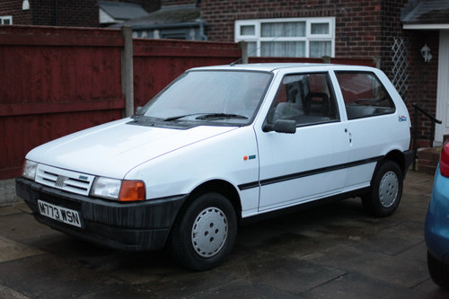 1995 Fiat Uno ie start  Classic with 9 MONTHS MOT For Sale (picture 2 of 6)