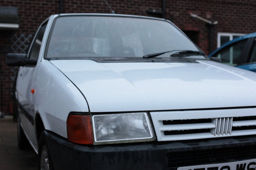 1995 Fiat Uno ie start  Classic with 9 MONTHS MOT For Sale (picture 6 of 6)