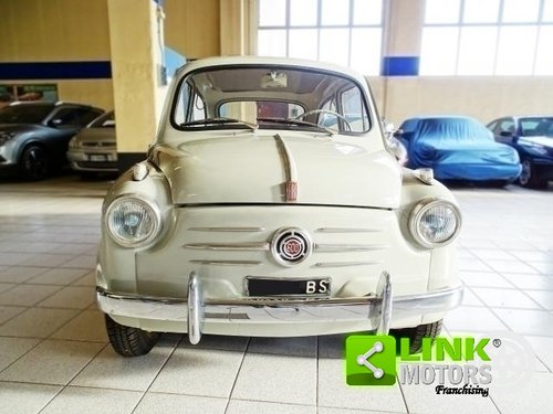 1958 Fiat 600 For Sale (picture 3 of 6)