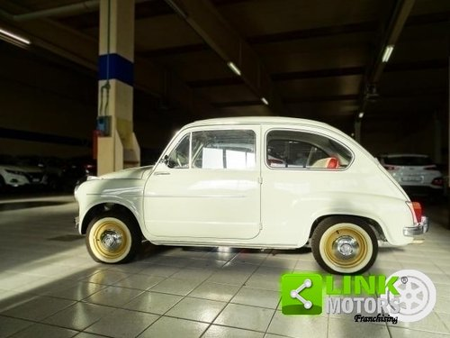 1958 Fiat 600 For Sale (picture 5 of 6)