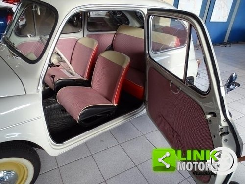 1958 Fiat 600 For Sale (picture 6 of 6)