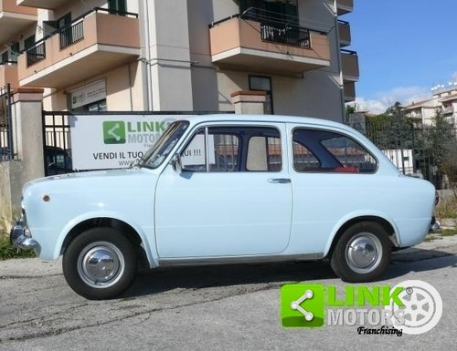 1967 Fiat 850 certificata ASI For Sale (picture 2 of 6)