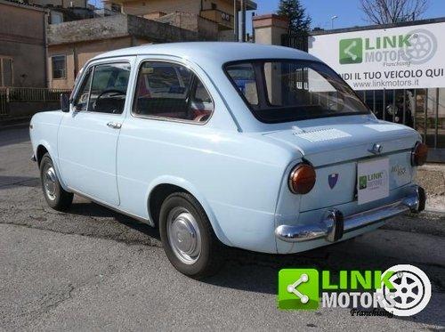 1967 Fiat 850 certificata ASI For Sale (picture 3 of 6)
