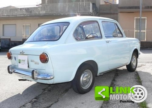 1967 Fiat 850 certificata ASI For Sale (picture 4 of 6)