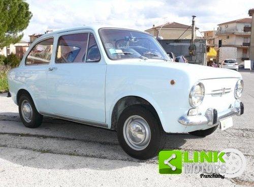 1967 Fiat 850 certificata ASI For Sale (picture 5 of 6)