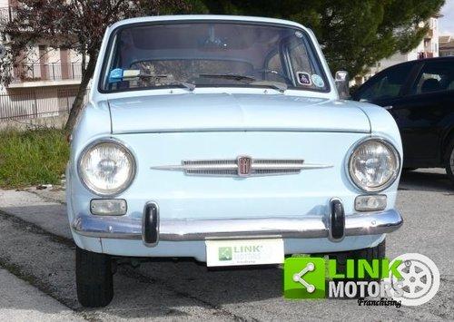 1967 Fiat 850 certificata ASI For Sale (picture 6 of 6)