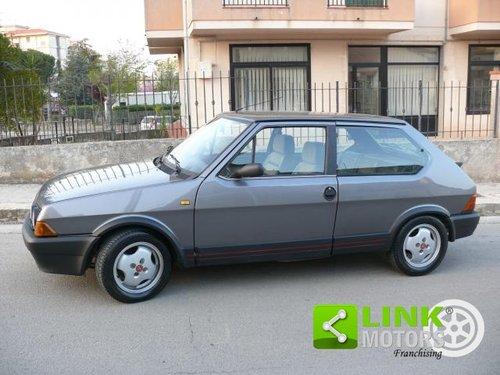1984 Fiat Ritmo 130 TC 3 Porte Abarth For Sale (picture 3 of 6)