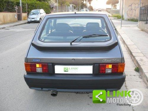 1984 Fiat Ritmo 130 TC 3 Porte Abarth For Sale (picture 6 of 6)
