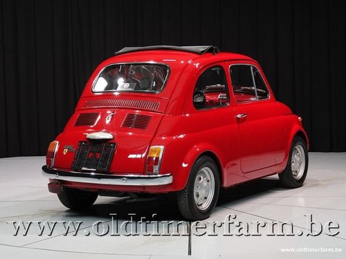 1975 Fiat 500R Red '75 For Sale (picture 2 of 6)