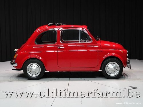 1975 Fiat 500R Red '75 For Sale (picture 3 of 6)