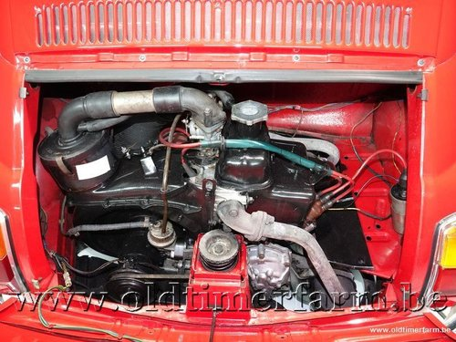 1975 Fiat 500R Red '75 For Sale (picture 4 of 6)