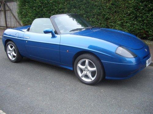 1998 Fiat Barchetta For Sale (picture 2 of 6)