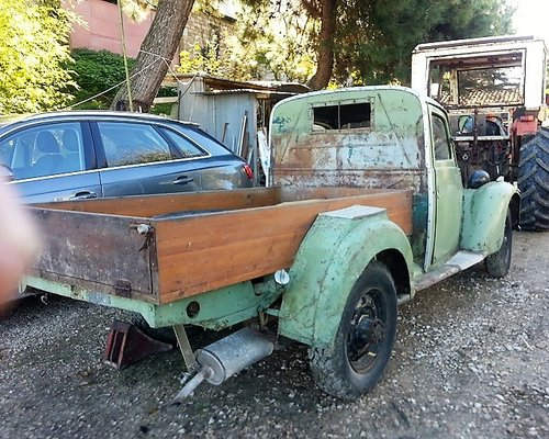 Fiat 1100 Musone SOLD (picture 3 of 6)