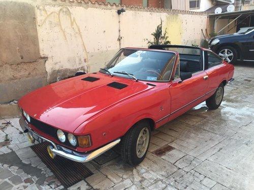 Moretti 128 and Moretti 750 coupe de monde SOLD (picture 1 of 6)