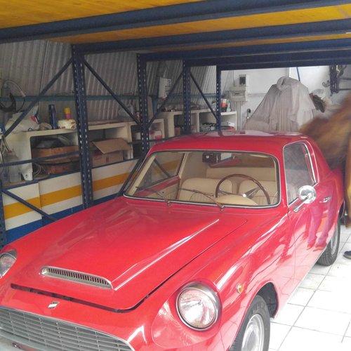 Moretti 128 and Moretti 750 coupe de monde SOLD (picture 4 of 6)