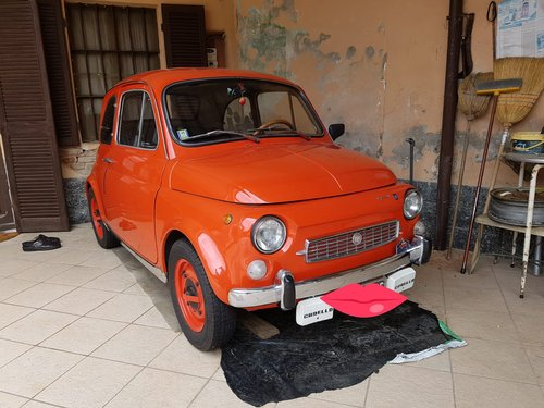 1972 Francis Lombardi Fiat500 #mycar SOLD (picture 1 of 6)