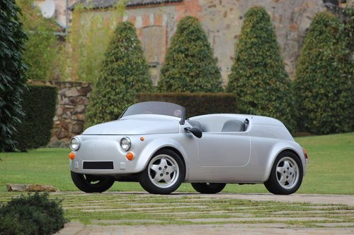 1982 Fiat 595 Barchetta by Simpatico - No reserve For Sale by Auction (picture 1 of 1)