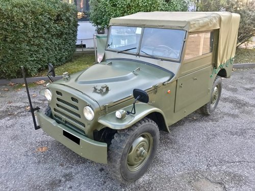 1972 Fiat - 1102 Campagnola B (diesel) For Sale (picture 1 of 6)