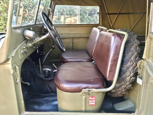 1972 Fiat - 1102 Campagnola B (diesel) For Sale (picture 4 of 6)