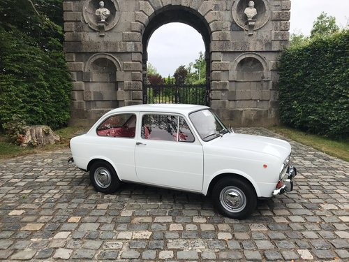 1969 Fiat 850, Amazing Original Condition For Sale (picture 1 of 6)