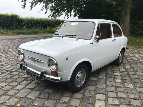 1969 Fiat 850, Amazing Original Condition For Sale (picture 2 of 6)