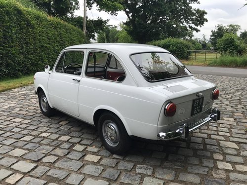 1969 Fiat 850, Amazing Original Condition For Sale (picture 3 of 6)