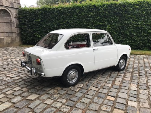 1969 Fiat 850, Amazing Original Condition For Sale (picture 4 of 6)