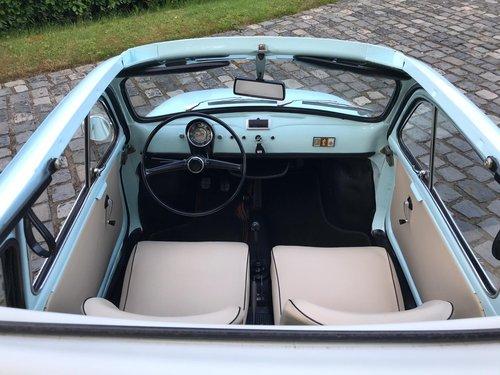 1972 Fiat 500 Giardiniera, Concourse Restoration SOLD (picture 3 of 6)