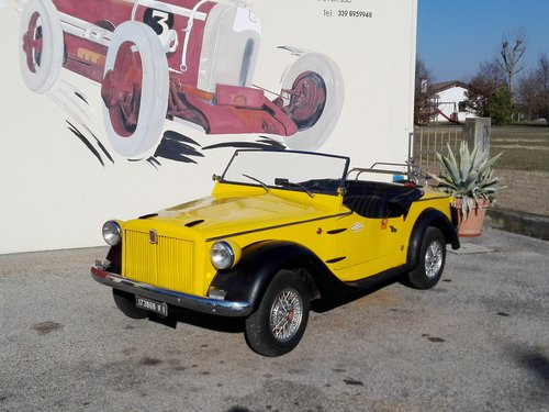 1967 Fiat 850 Siata Spring  For Sale (picture 1 of 6)