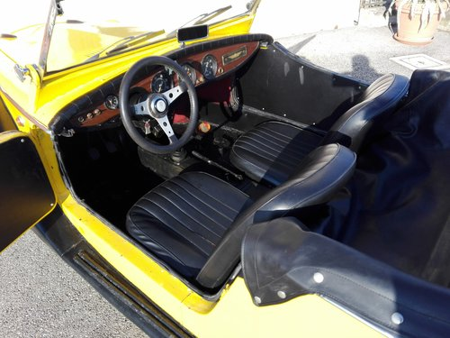 1967 Fiat 850 Siata Spring  For Sale (picture 3 of 6)