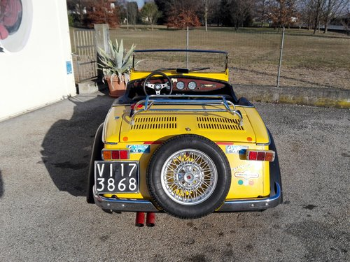 1967 Fiat 850 Siata Spring  For Sale (picture 6 of 6)