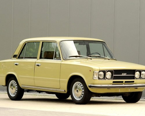 1973 Fiat 124 S second serie, perfect condition.       7950 EURO For Sale (picture 1 of 6)