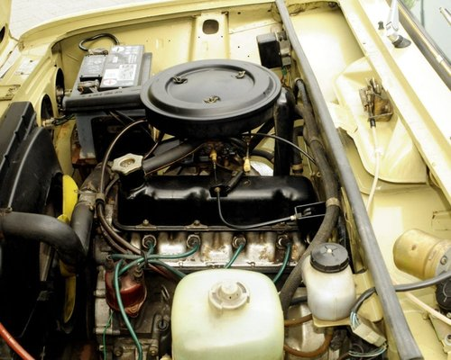 1973 Fiat 124 S second serie, perfect condition.       7950 EURO For Sale (picture 3 of 6)