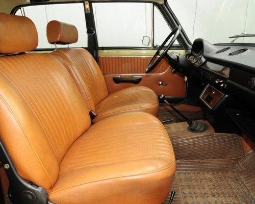 1973 Fiat 124 S second serie, perfect condition.       7950 EURO For Sale (picture 5 of 6)