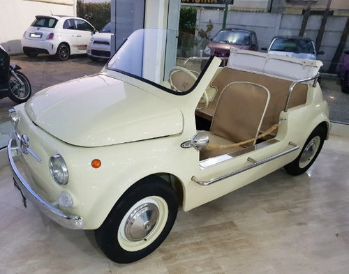 1964 FIAT 500 JOLLY Reproduction For Sale (picture 1 of 6)
