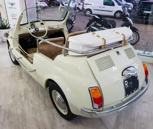 1964 FIAT 500 JOLLY Reproduction For Sale (picture 2 of 6)