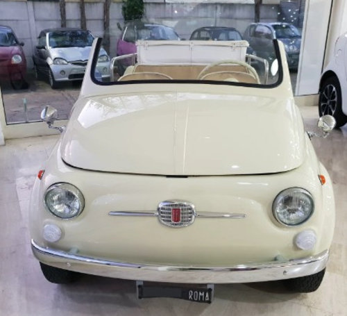 1964 FIAT 500 JOLLY Reproduction For Sale (picture 3 of 6)