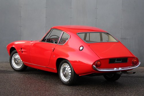 1965 Fiat Ghia 1500 GT LHD  For Sale (picture 2 of 6)