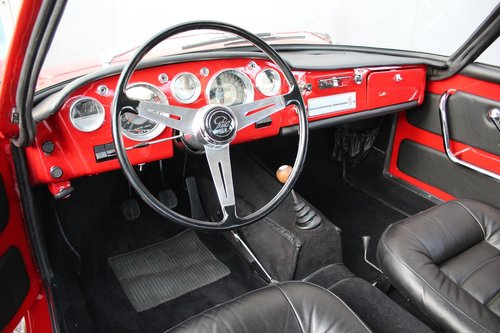 1965 Fiat Ghia 1500 GT LHD  For Sale (picture 6 of 6)