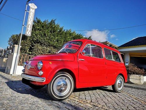 Fiat 500 Giardiniera - 1961 For Sale (picture 1 of 6)