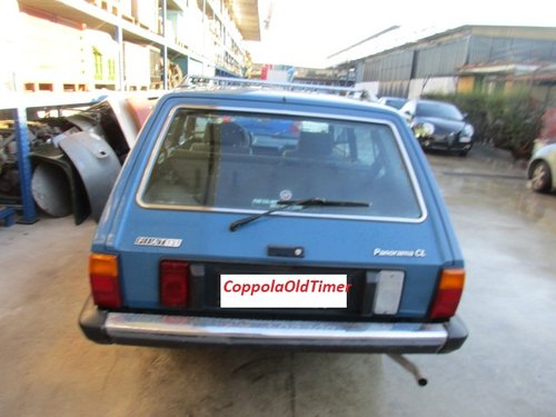 1982 Fiat 131 Familiare 1.3  For Sale (picture 6 of 6)