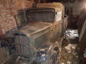 1925 Fiat 522 original, pick up track, wood For Sale