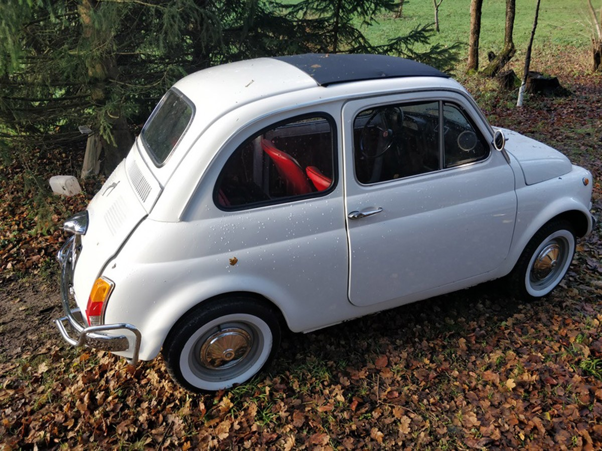 1970 Fiat 500L: 16 Feb 2019 For Sale by Auction (picture 1 of 3)