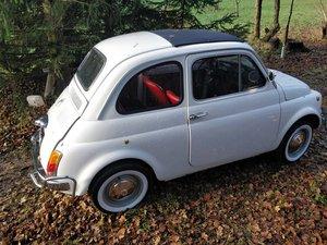 1970 Fiat 500L: 16 Feb 2019 For Sale by Auction