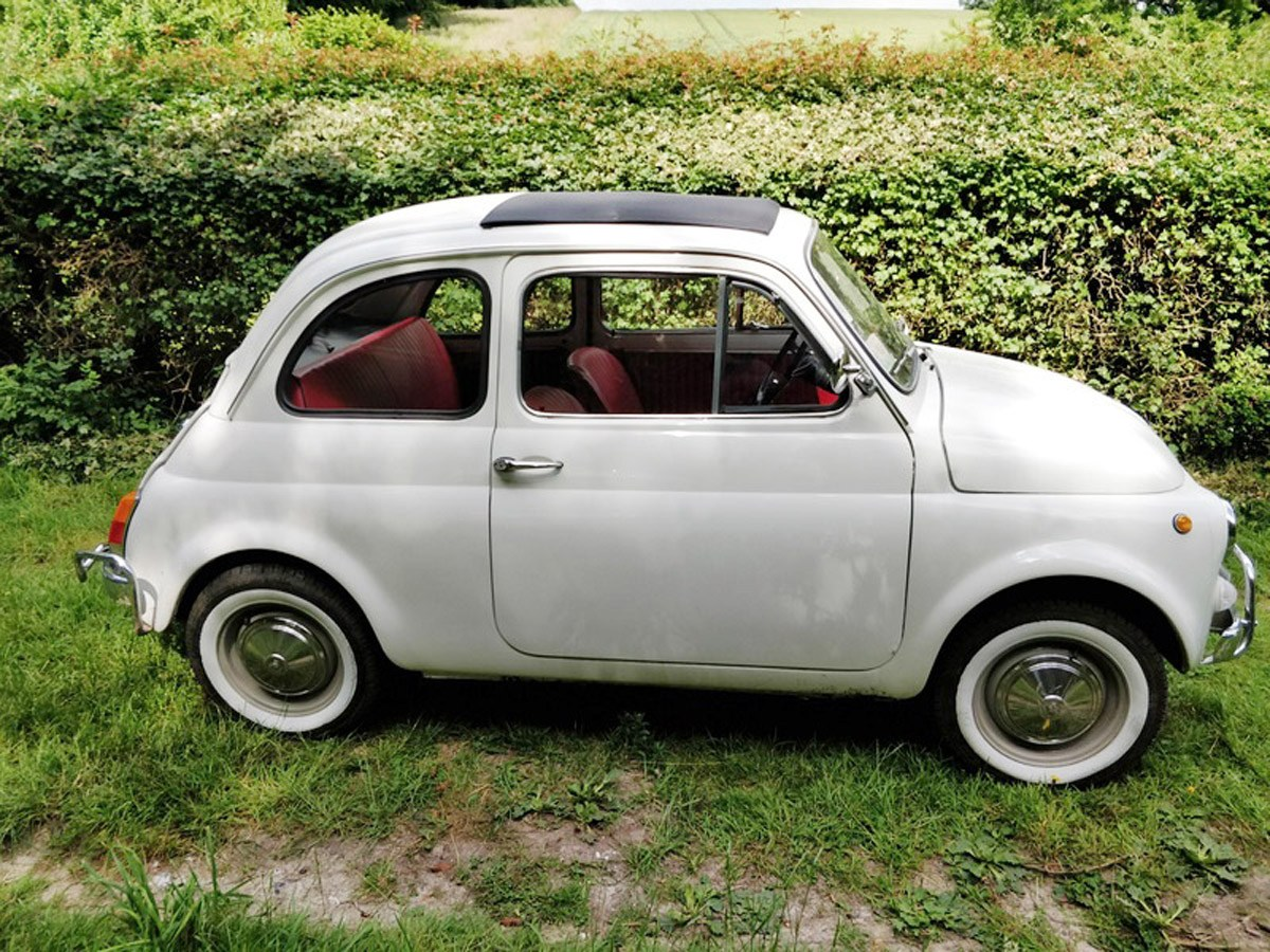1970 Fiat 500L: 16 Feb 2019 For Sale by Auction (picture 2 of 3)
