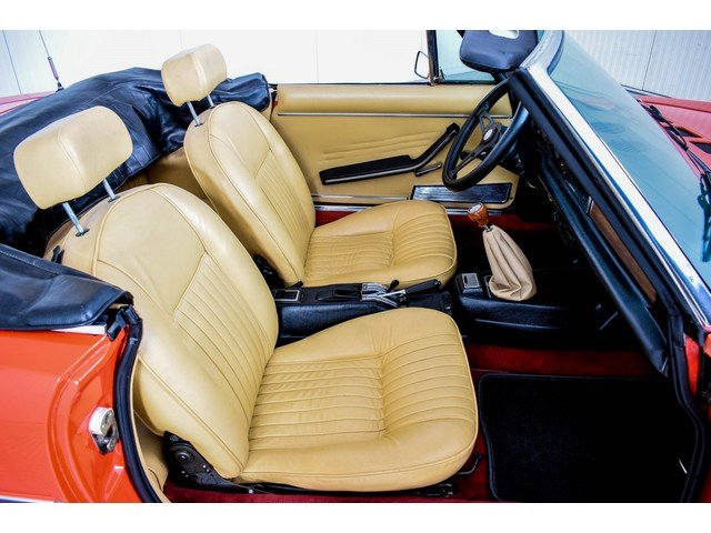 1978 Fiat 124 Spider 1800 For Sale (picture 3 of 6)