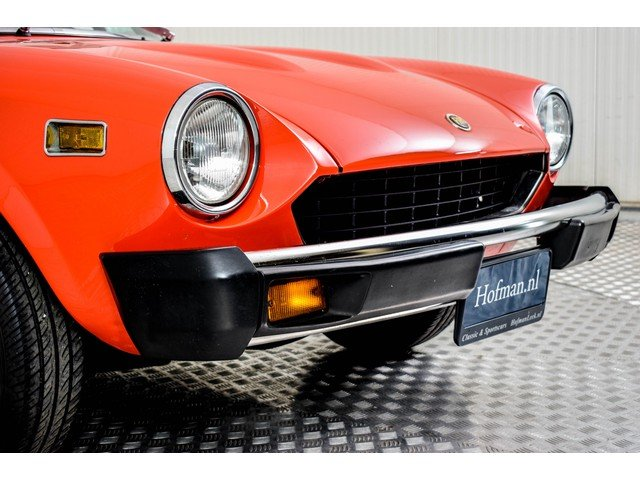 1978 Fiat 124 Spider 1800 For Sale (picture 4 of 6)
