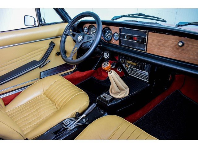 1978 Fiat 124 Spider 1800 For Sale (picture 5 of 6)