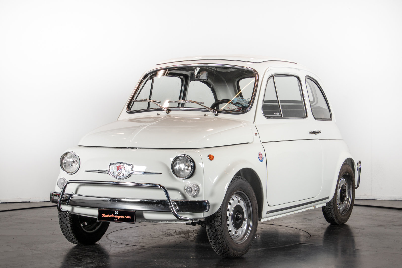 1972 Fiat 500TV Giannini For Sale (picture 1 of 6)